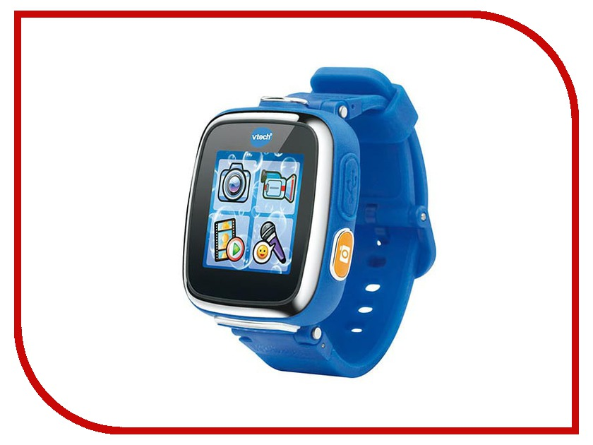 Умные часы Vtech Kidizoom Smartwatch DX Blue