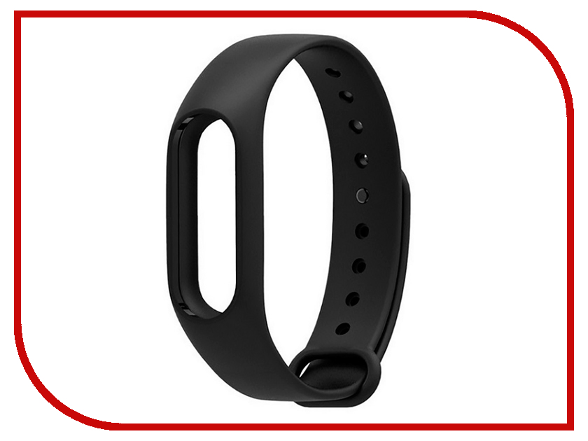 Aксессуар Ремешок Xiaomi Mi Band 2 Black original xiaomi mijia ihealth smart blood pressure monitor