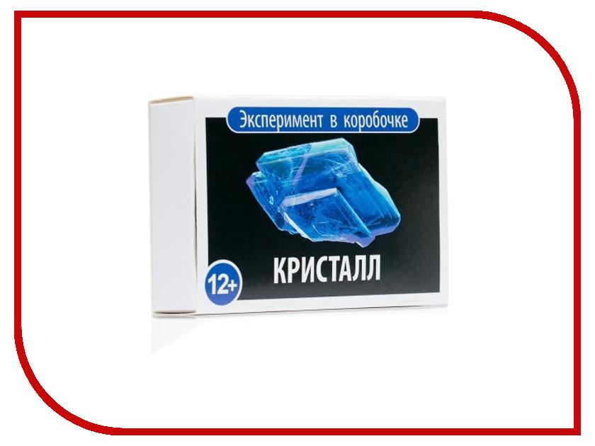 Игра Bumbaram Эксперимент в коробочке Кристалл 0-305 набор bumbaram волшебный шар рыбки mm 4