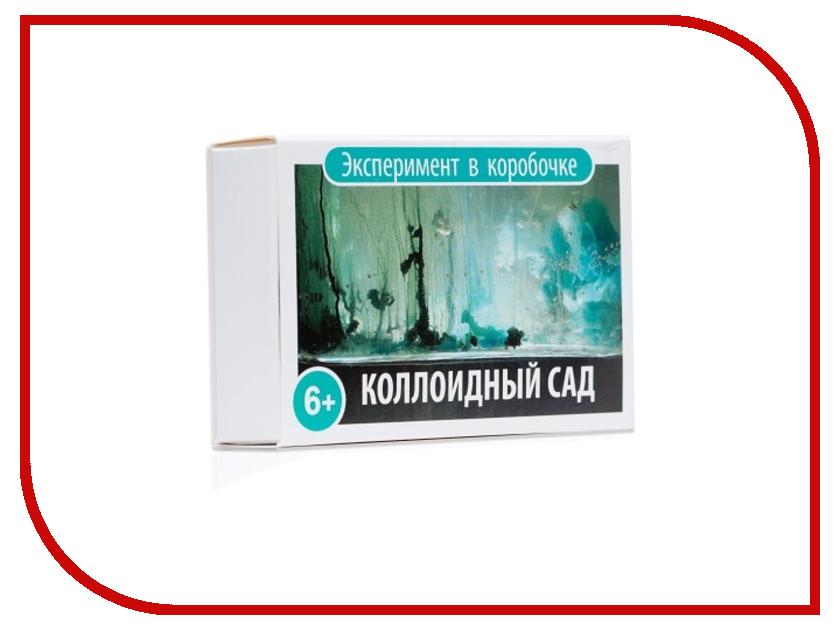 Игра Bumbaram Эксперимент в коробочке Коллоидный Сад 0-306 игра bumbaram электролиз x027