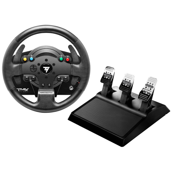 Руль Thrustmaster TMX FFB EU PRO Version XBOX One/PC THR58 4460143 цена и фото