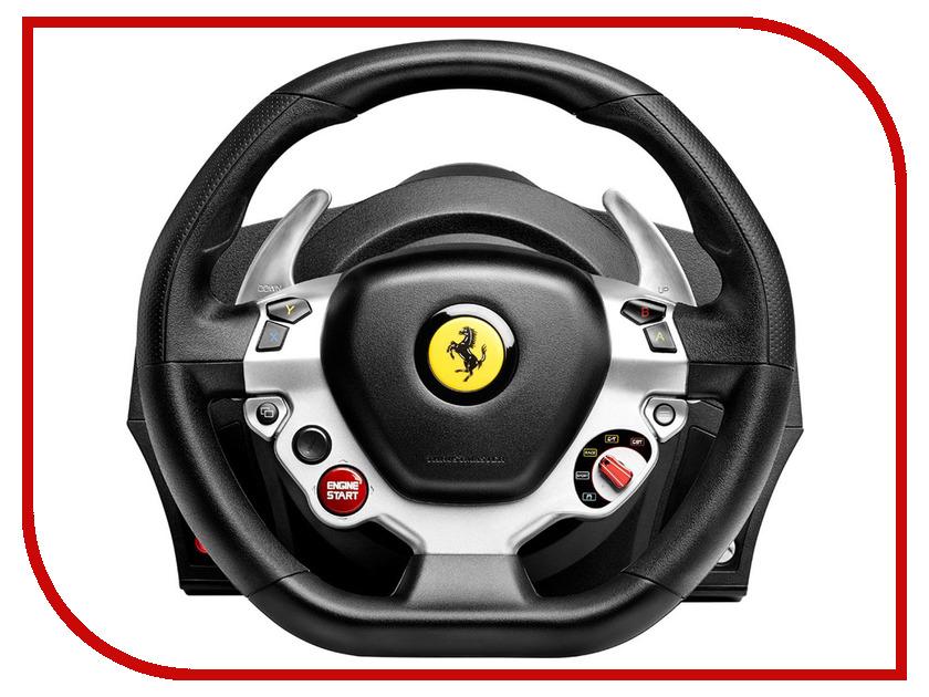 игровой руль thrustmaster t80 4160598 Игровой руль Thrustmaster TX RW Ferrari 458 XBOX One THR20 4460104