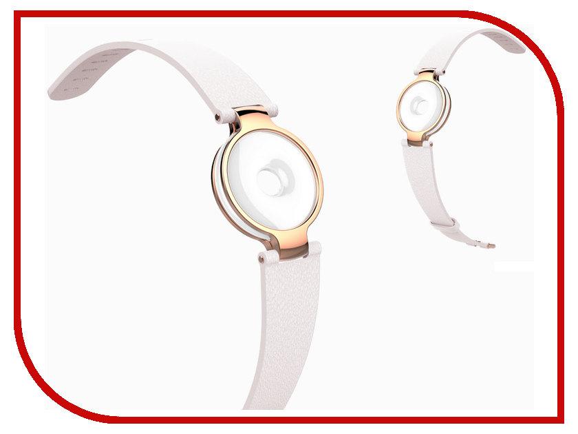 Умный браслет Xiaomi Amazfit Bracelet Moonbeam White