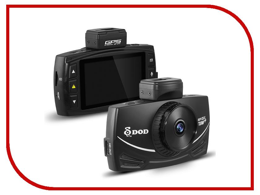 Видеорегистратор DOD LS470W+ видеорегистратор dod f980w