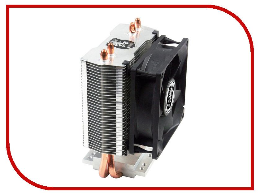 Кулер TITAN TTC-NC65TX (RB)(Intel LGA 775/1150/1155/1156/1366 AMD K8/AM2/AM2+/AM3/AM3+/FM1/FM2)