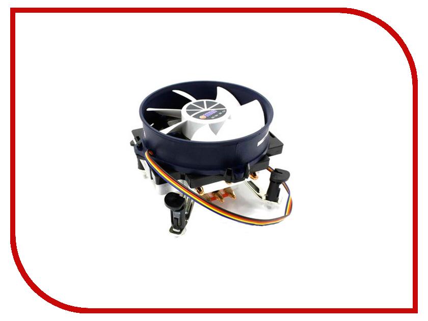 Кулер TITAN TTC-NK66TZ/RPW (BX) (Intel LGA 1150/1155/1156)
