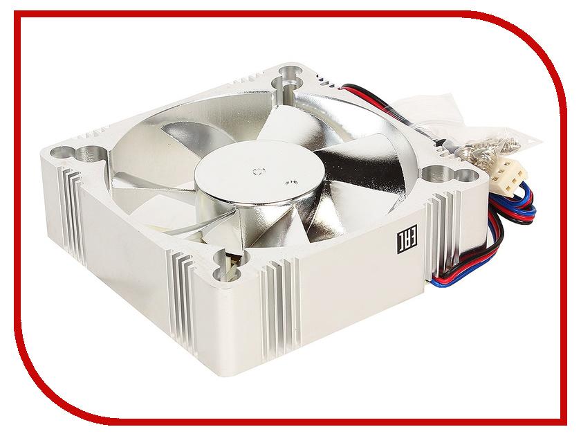 Вентилятор TITAN TFD-A8025L12Z(RB) 82x82x25mm (z-axis 3-PIN 2000 RPM < 23 dBA) Aluminum Frame Fan вентилятор titan tfd c8025l12z ld1 rb 80x80x25mm z axis 3 pin 2000 rpm 23 dba red blue green