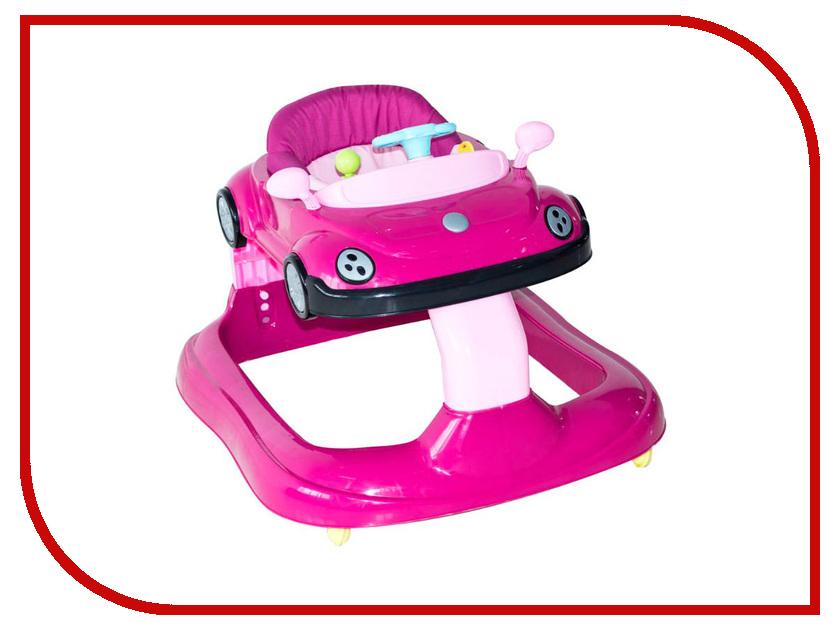 Ходунки Мишутка BW650A Pink