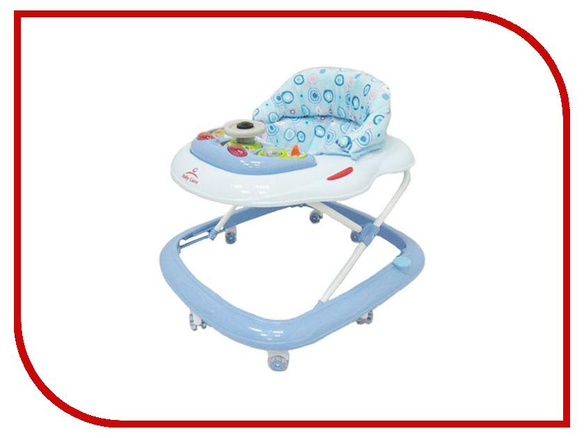 Ходунки Baby Care Pilot Blue BG0611