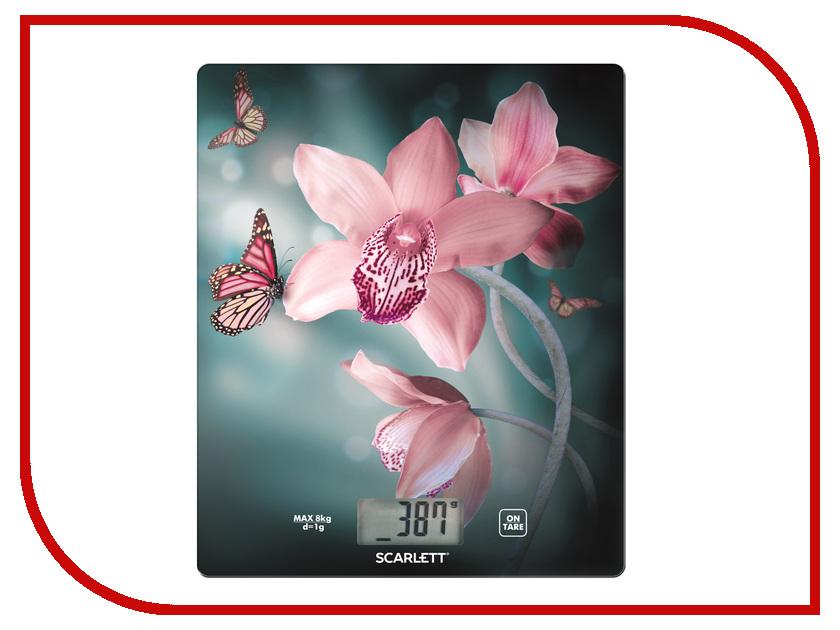 Весы Scarlett SC-KS57P31 весы scarlett sc ks57p31