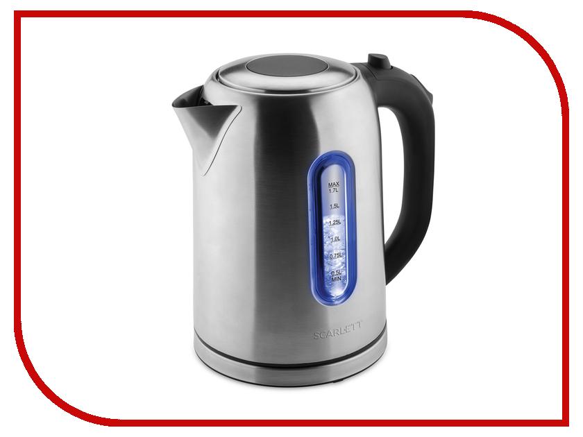 Чайник Scarlett SC-EK21S50 электрический чайник scarlett sc ek18p26 sc ek18p26