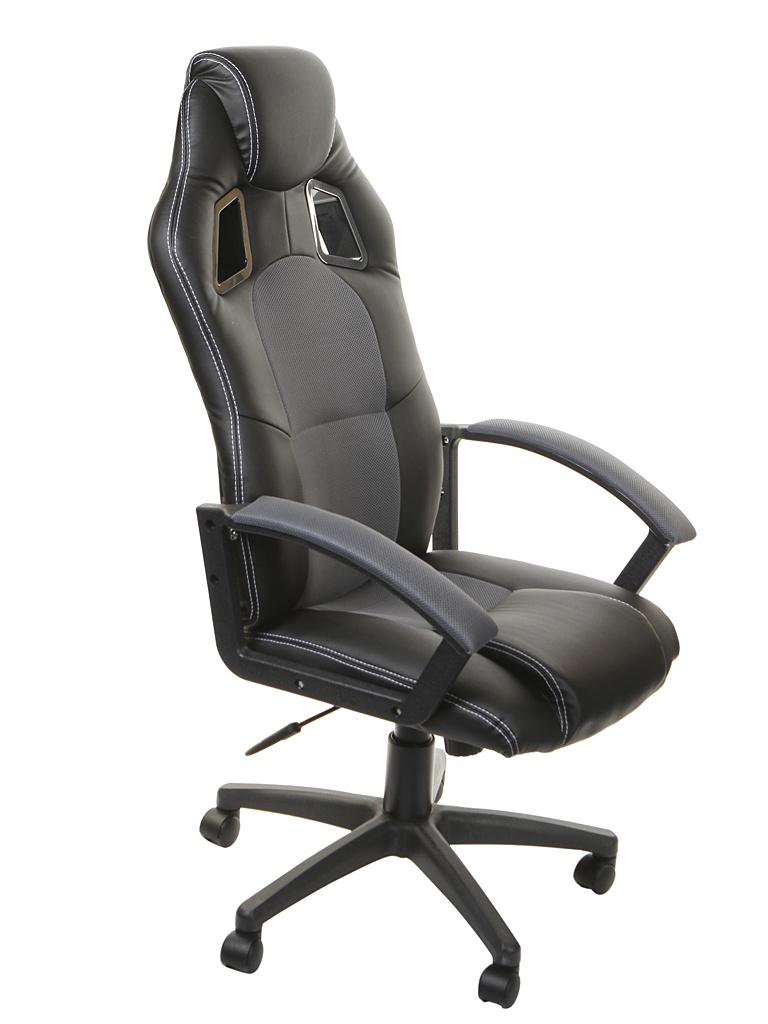 Компьютерное кресло TetChair Driver Black-Grey 36-6/12 12856 / 10372