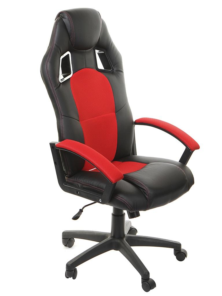 Компьютерное кресло TetChair Driver Black-Red 12857 / 10371