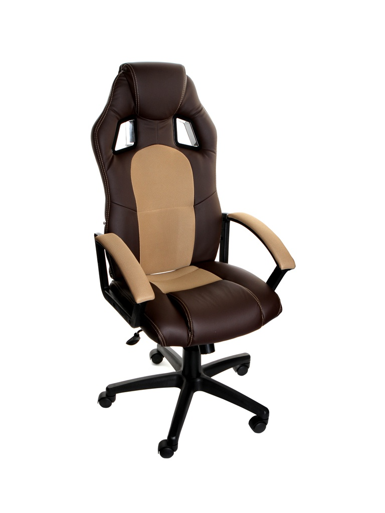 Компьютерное кресло TetChair Driver Brown-Bronze 10586