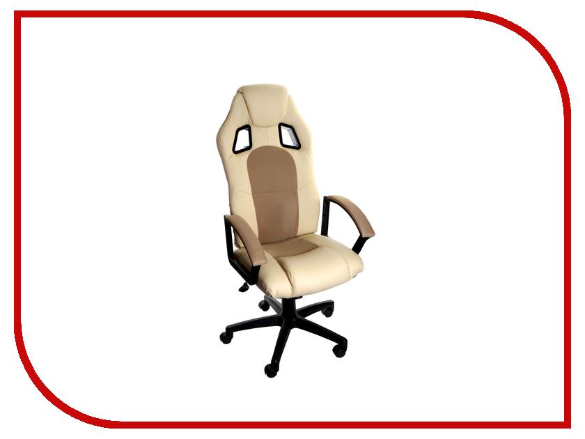 Tetchair Компьютерное кресло TetChair Driver Beige-Bronze 36-34/21