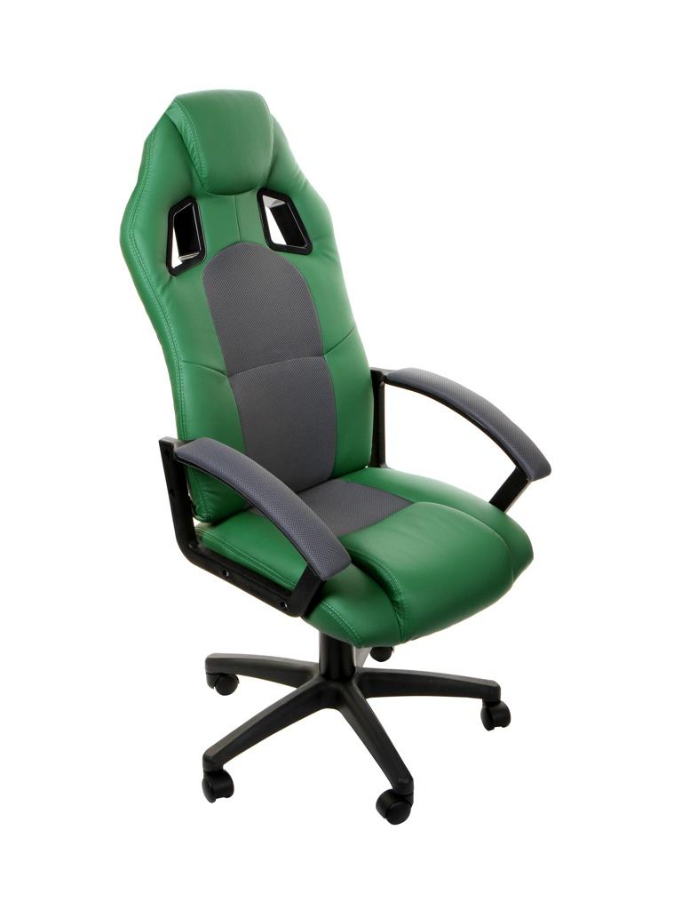 Компьютерное кресло TetChair Driver Turquoise-Grey 12870