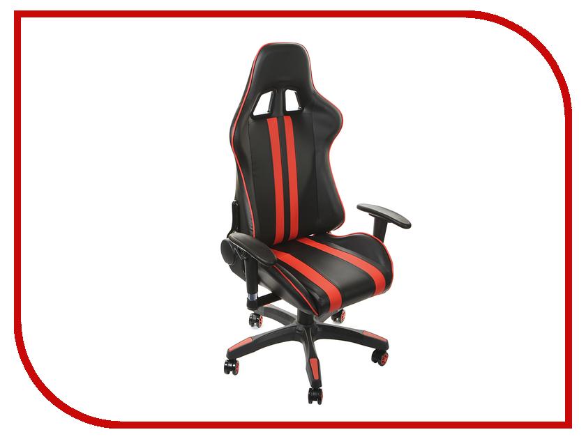 Компьютерное кресло TetChair iCar Black-Red компьютерное кресло tetchair step ромашки на зеленом