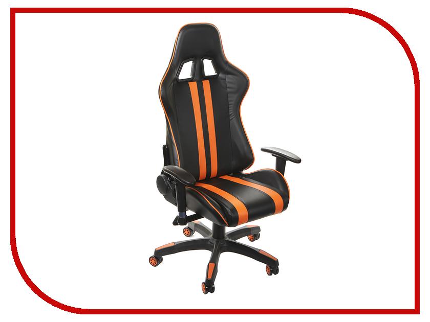 Компьютерное кресло TetChair iCar Black-Orange tetchair кресло tetchair step 10182 0yuglgd