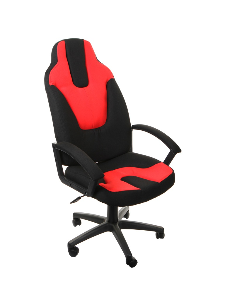 Компьютерное кресло TetChair Neo 3 Black-Red 2524