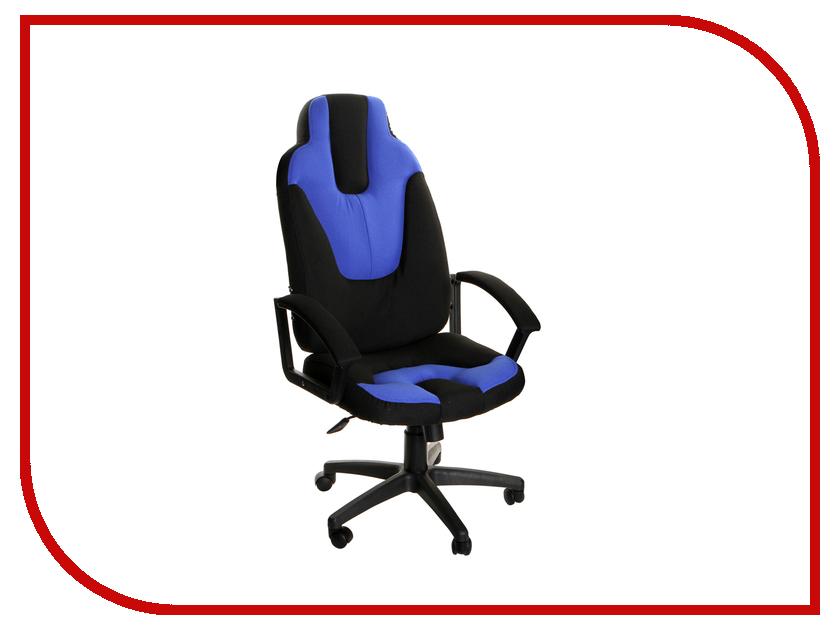 Компьютерное кресло TetChair Neo 3 Black-Blue 2603/2601 dxseat p33 xb компьютерное кресло black blue