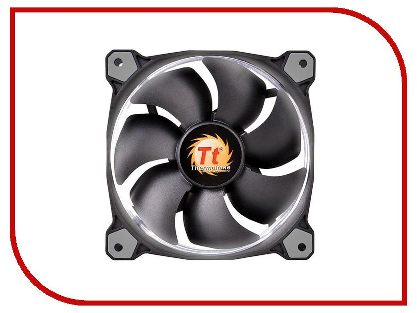 Вентилятор Thermaltake Riing 14 LED 140mm + LNC White CL-F039-PL14WT-A thermaltake tr2 s 550w