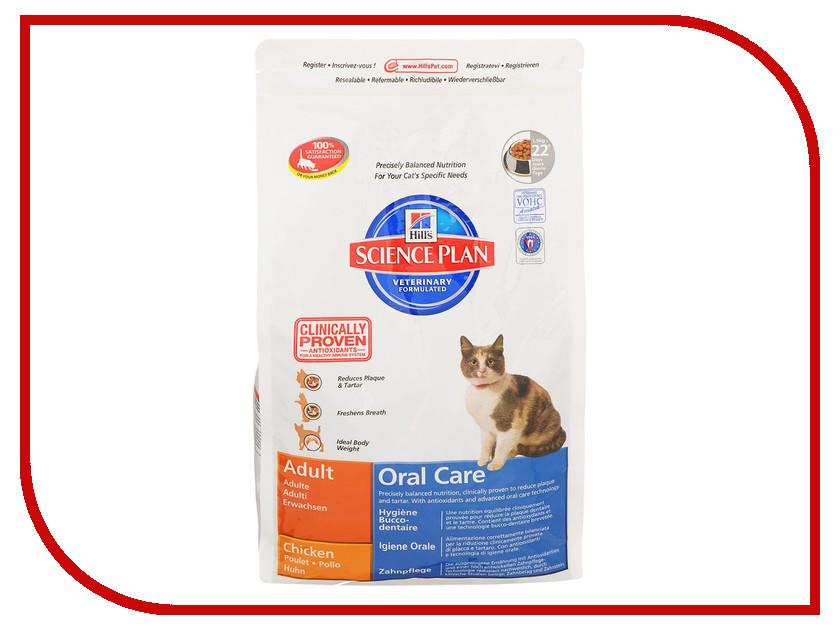 Корм Hills Орал Каре уход за полостью рта 1.5kg для кошек 7522