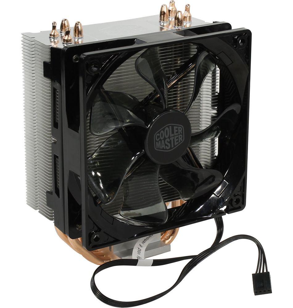Кулер Cooler Master Hyper 212 RR-212L-16PR-R1 (Intel LGA2011-3/LGA2011/LGA1156/LGA1155/LGA1151/LGA1150/LGA775 / AMD FM2+/FM2/FM1/AM3+/AM3/AM2+/AM2)