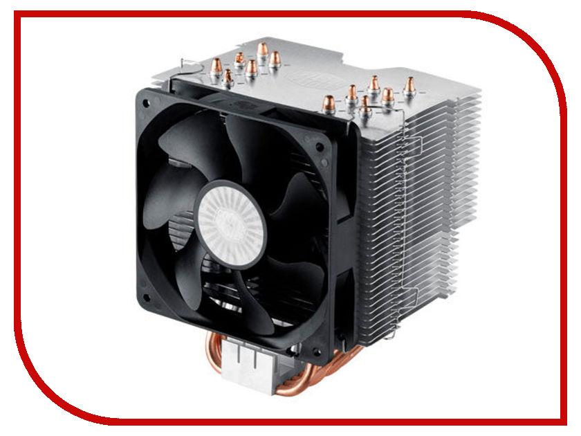 Cooler Master Кулер Cooler Master Hyper 612 ver.2 RR-H6V2-13PK-R1 (Intel LGA2011/LGA1366/LGA1156/LGA1155/LGA1150/LGA775 / AMD FM2+/FM2/FM1/AM3/AM2+/AM2)