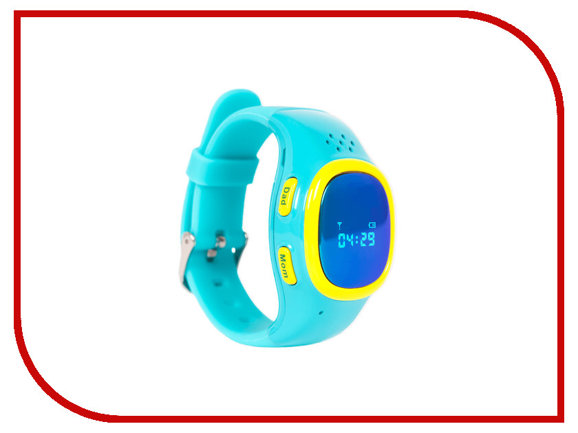 Zakazat.ru: Умные часы EnBe Enjoy the Best Children Watch 2 530 Blue