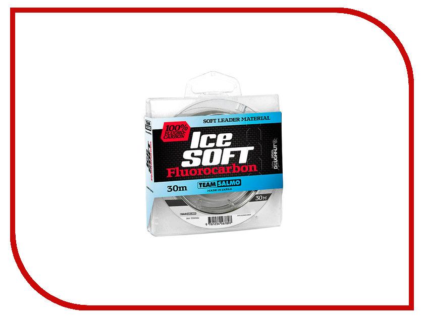 Леска Salmo Team Fluorocarbon Ice Soft 030/047 TS5024-047