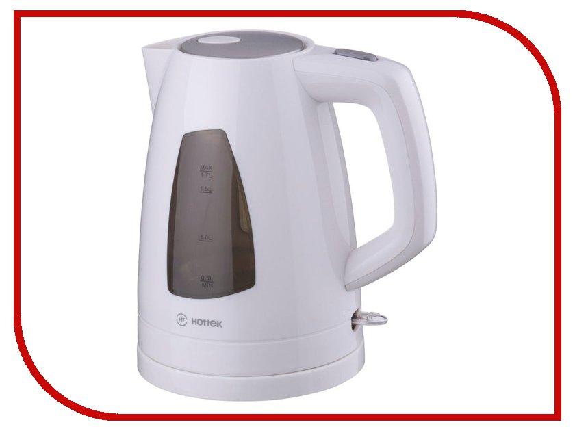 Чайник Hottek HT-961-002 весы hottek ht 962 004