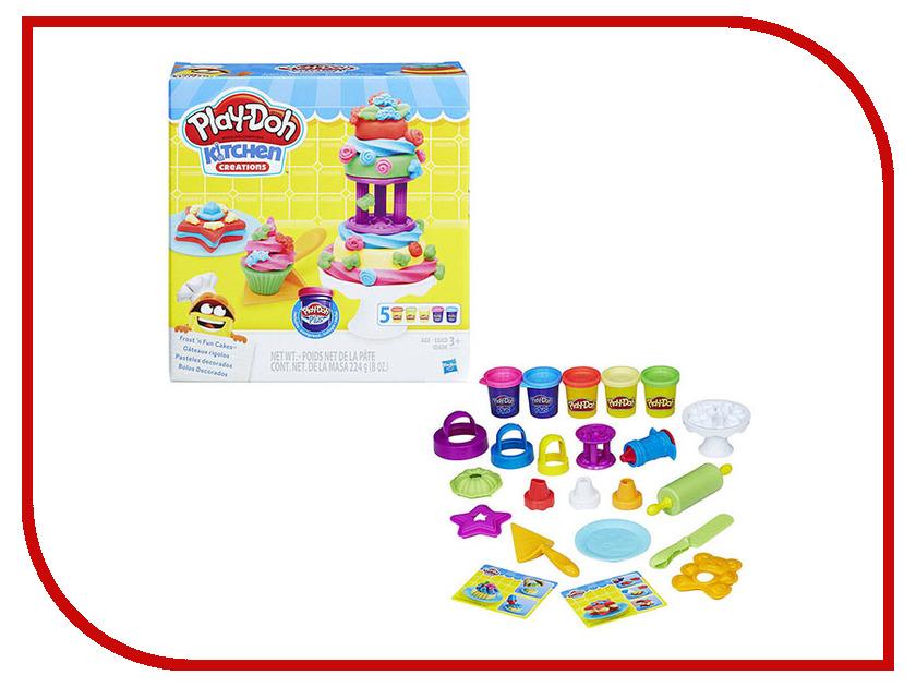 Игрушка Hasbro Play-Doh B9741 hasbro play doh b6283 экскаватор