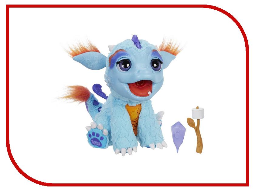 Игрушка Hasbro Furreal Friends Милый дракоша B5142 интерактивные игрушки furreal friends милый дракоша