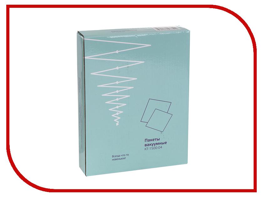Вакуумные пакеты Kitfort KT-1500-04