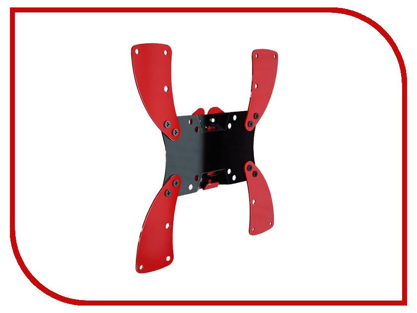 Кронштейн Holder LCDS-5057 (до 30кг) Glossy Black