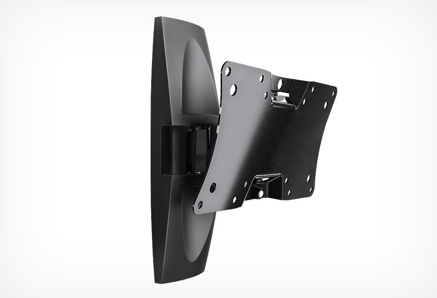 Кронштейн Holder LCDS-5062 (до 30кг) Glossy Black