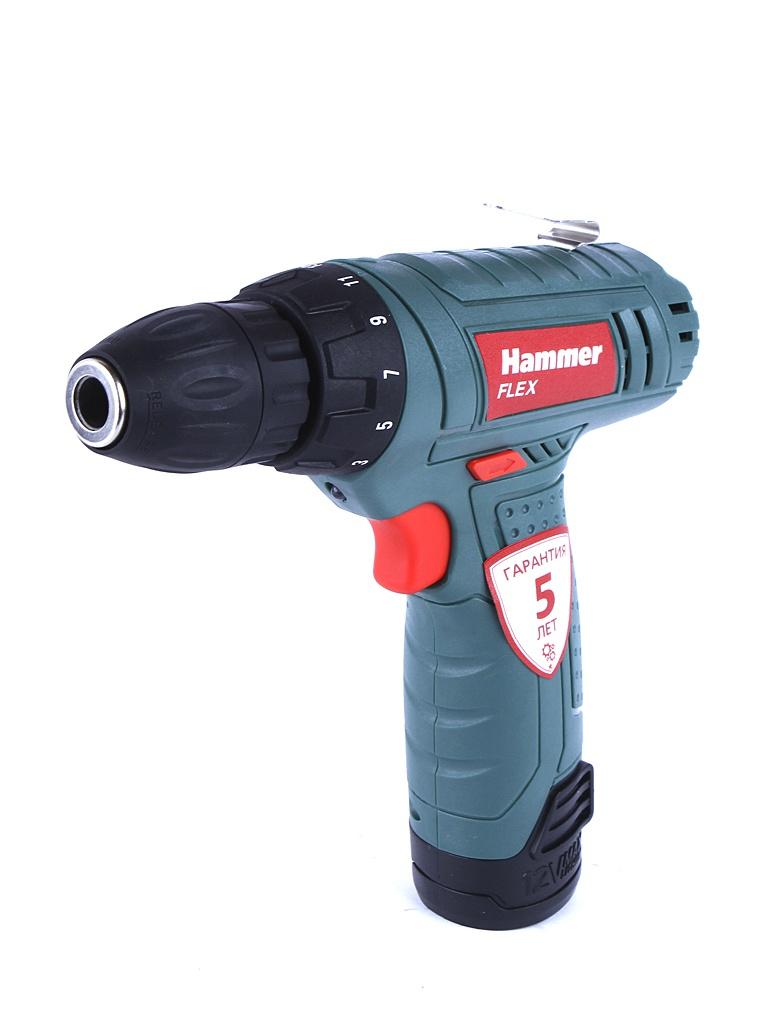 Электроинструмент Hammer ACD12LE hammer nap 200 40