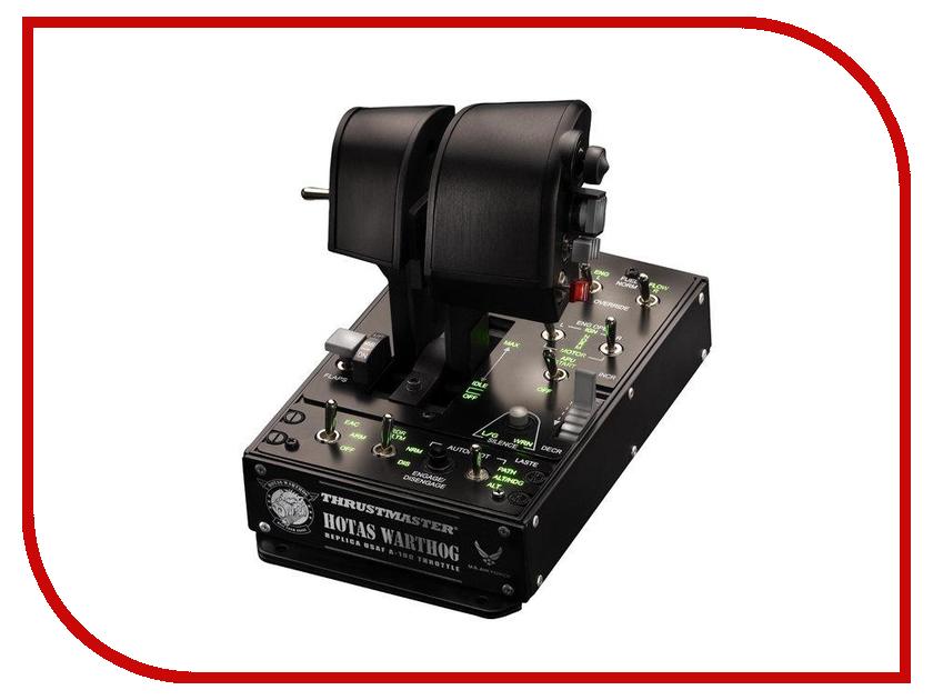 Джойстик Thrustmaster Warthog Dual Throttle PC 2960739 геймпад thrustmaster dual analog 4 pc 2960737