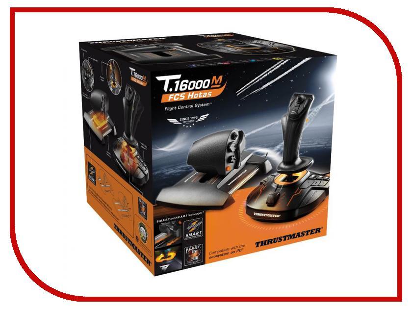 Набор Thrustmaster T-16000M FCS Hotas + бонусный код от War Thunder 2960778 все цены