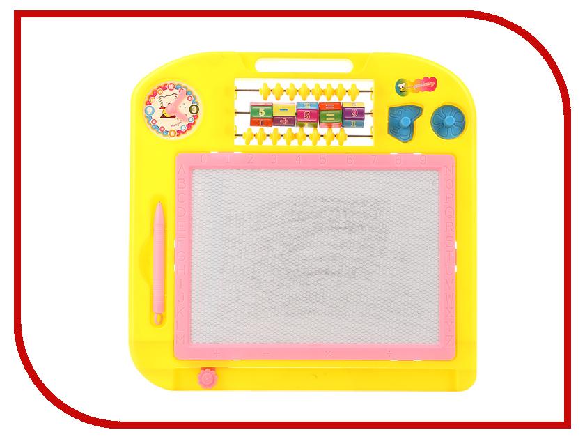 Набор Amico Доска для рисования магнитная 31x31cm 32618