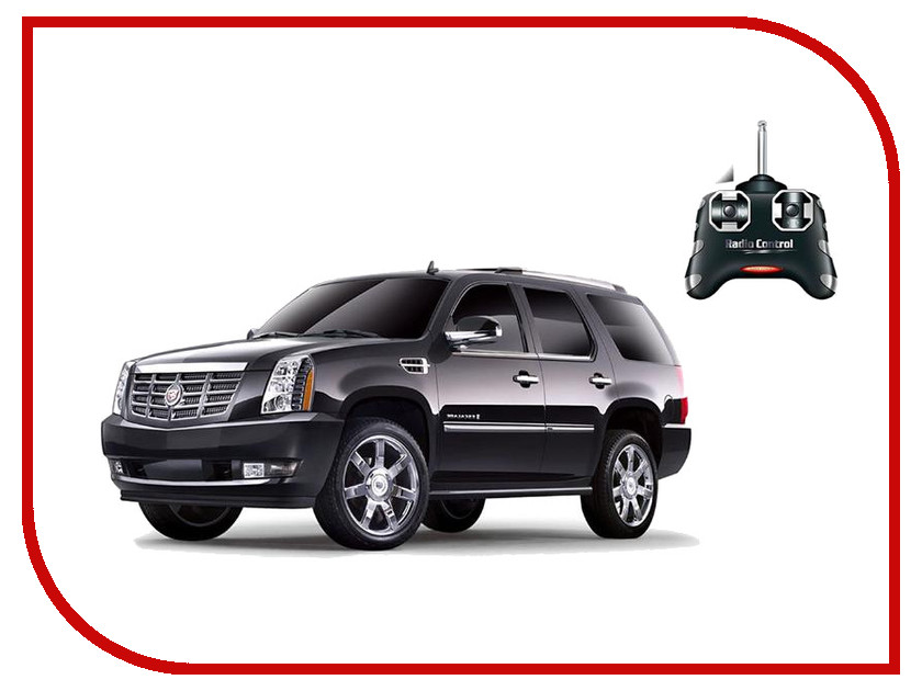 Игрушка Hoffmann Cadillac Escalade 1:24 48069 лампа для чтения iculed 14pcs 12v cadillac escalade 02 06