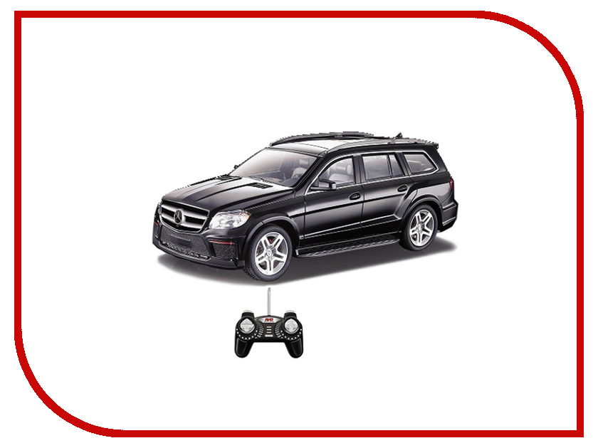 Игрушка Hoffmann Mercedes-Benz GL550 1:18 48081 машины gk racer series машина р у mercedes benz gl550 на батарейках 1 18