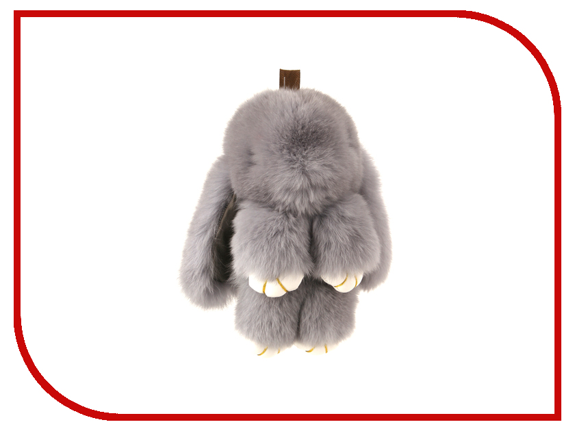 Брелок GOOD MOOD Кролик Gray 4690660100583