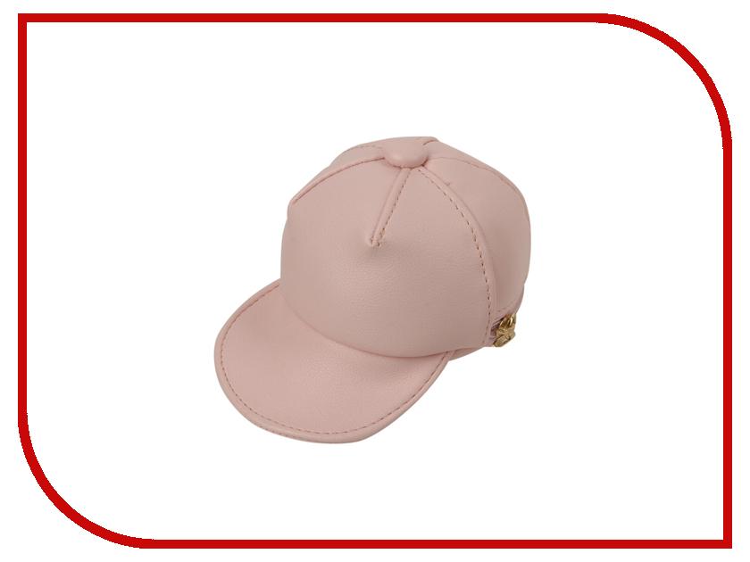 Брелок GOOD MOOD Кошелек кепка Pink 4690664100091