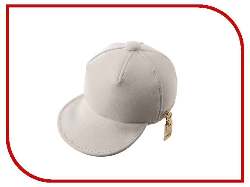Брелок GOOD MOOD Кошелек кепка White 4690664100107