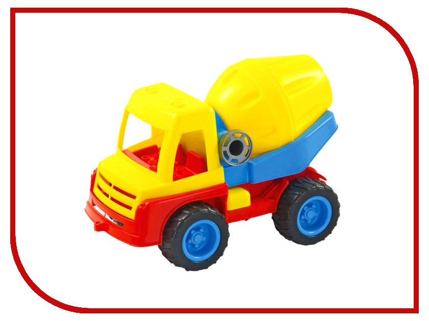 Машина Zebratoys Бетоновоз 15-10828Р игрушка zebratoys лопата для снега 15 10194