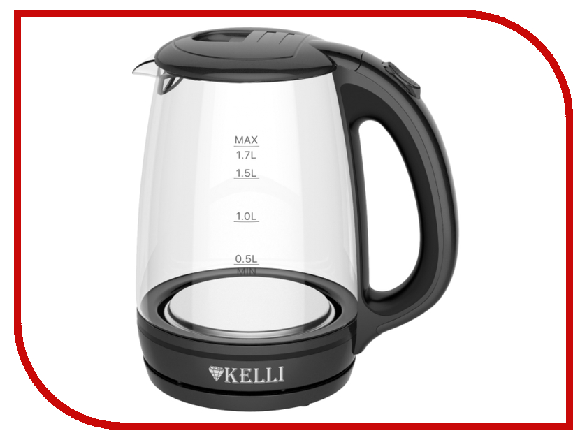 Чайник Kelli KL-1314 чайник kelli kl 1329