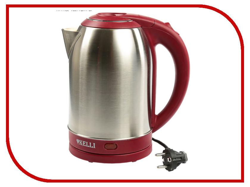 Чайник Kelli KL-1315 пароочиститель kelli kl 317