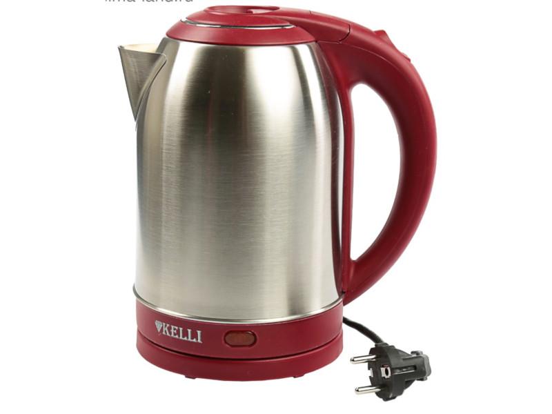 лучшая цена Чайник Kelli KL-1315 Red