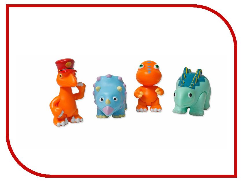 поезд динозавров выпуск 4 серии 16 20 Игрушка 1Toy Поезд Динозавров Т59401